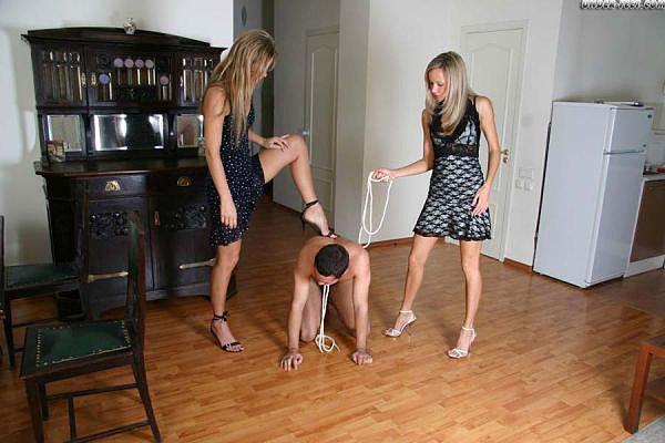 Частные женского доминирования