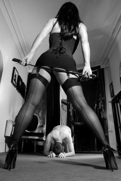Госпожа и раб бдсм с принуждением