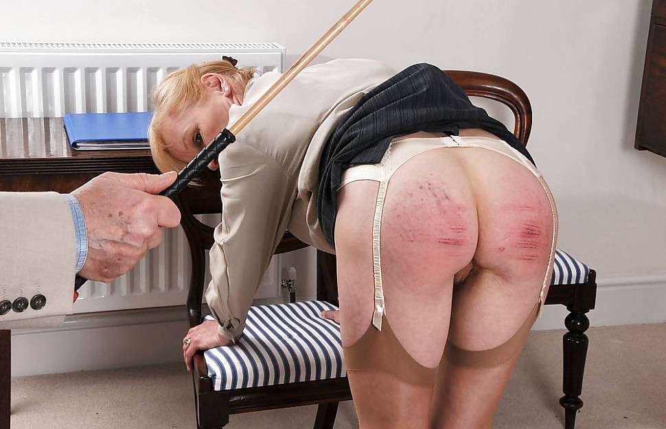 When Bottom Spanking Fails The Tawse On Unique Bondage Photos 1