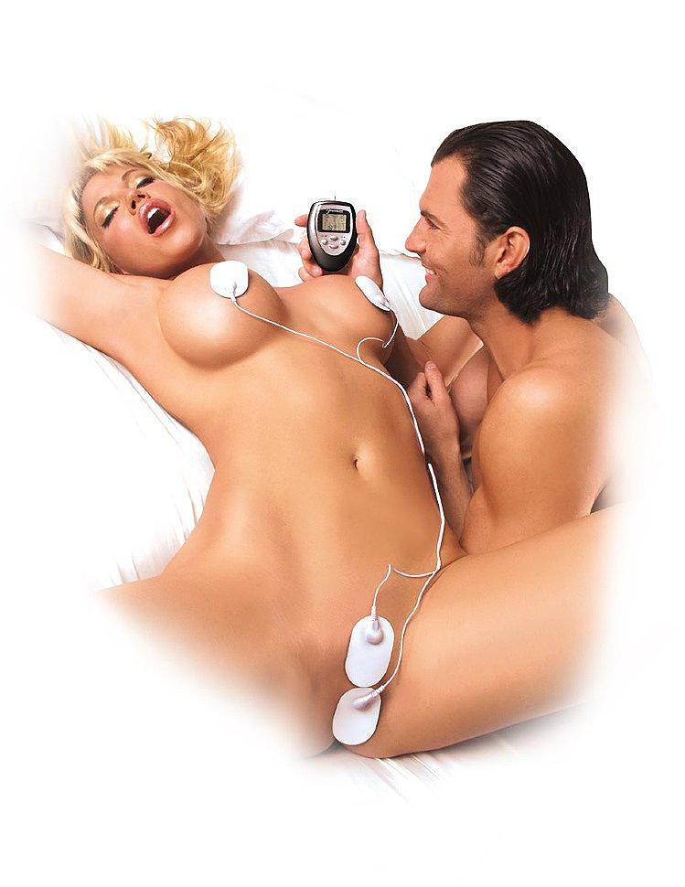Какое напряжение в электростимуляторе оргазма