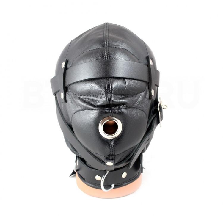 Депривационный бдсм шлем 1