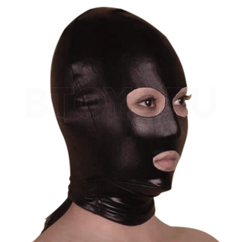 Latex maske bdsm